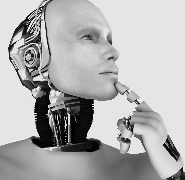 roboty i cyborgi - technologia